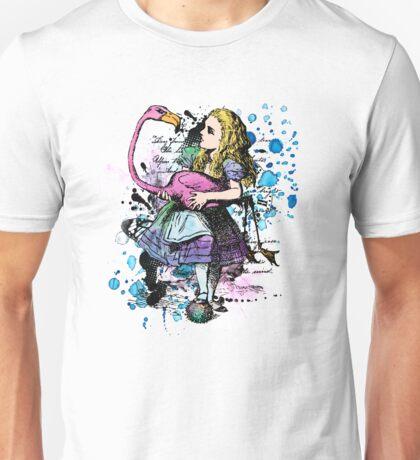 Alice in Wonderland - Tea Time Unisex T-Shirt