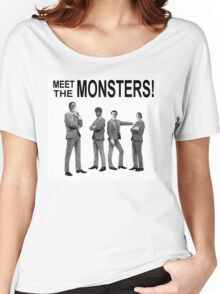 MEET THE MONSTERS Women's Relaxed Fit T-Shirt