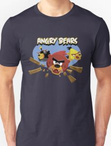 Angry Bears Unisex T-Shirt