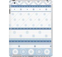 Frosty Snowflakes iPad Case/Skin
