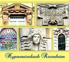 Hypovereinsbank Rosenheim by ©The Creative  Minds