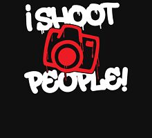 I shoot people Unisex T-Shirt