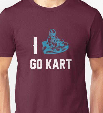Kart Go Cart Racing Racer Gift Motorsports  Unisex T-Shirt