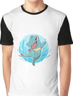 Kaïminus - Totodile Graphic T-Shirt