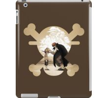 The Will of the D. iPad Case/Skin