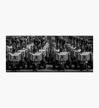 Rise of the machines Photographic Print