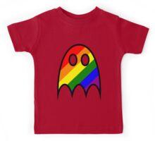 Boo The Gay Ghost Kids Tee