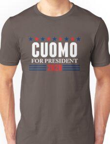 Cuomo For President 2020 Unisex T-Shirt