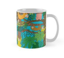 Happy Sloths Jungle  Mug