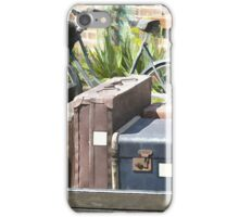 Vintage Luggage iPhone Case/Skin