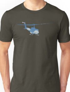 Helicopter Sky Unisex T-Shirt