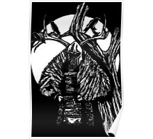 Crow Knight Poster