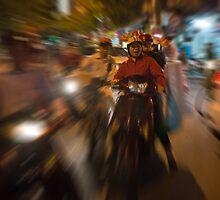Night Rider  by Austin Dean