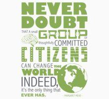 Change the World by kacndw
