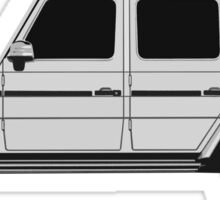 Mercedes-Benz  G Wagon - side Sticker