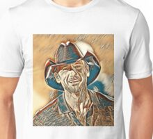 Tim McGraw Painting Unisex T-Shirt