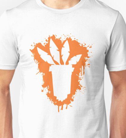 Crash Bandioot, Aku Aku stencil Unisex T-Shirt