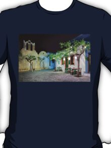 Have a seat in Folegandros T-Shirt