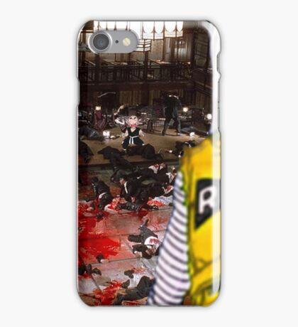 Kill Krillin iPhone Case/Skin