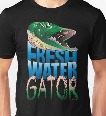 Fresh Water Gator Unisex T-Shirt