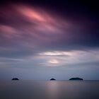 Three islands by yurybird