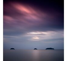 Three islands Photographic Print