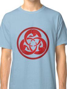 Hagakure Red Classic T-Shirt