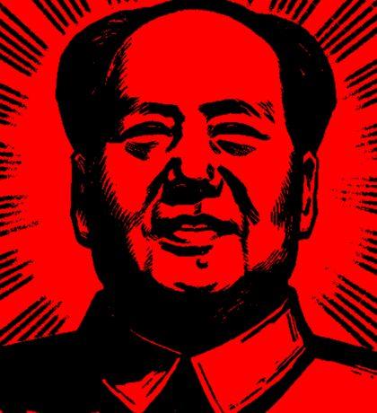 CHAIRMAN MAO Sticker