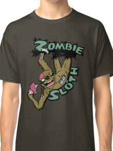 Zombie Sloth Classic T-Shirt