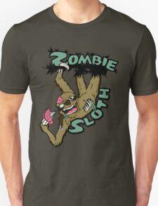 Zombie Sloth Unisex T-Shirt
