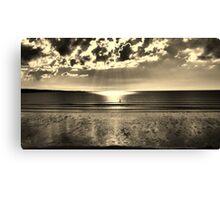Lahinch Beach Co Clare Ireland Canvas Print
