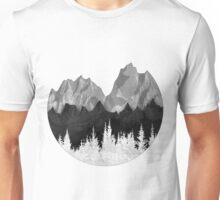 Layered Landscapes Unisex T-Shirt