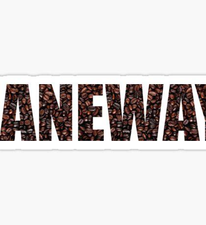 Captain Coffee - Janeway Sticker
