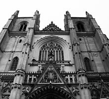 Cathedral of St. Peter and St. Paul by MrAnthonyPrice