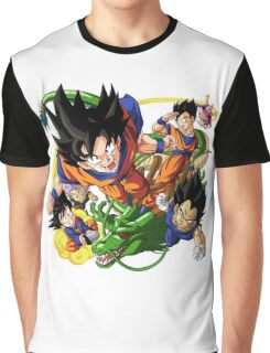 Dragon Ball Z  Graphic T-Shirt