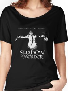 Shadow of Mordor by Kevarsim Women's Relaxed Fit T-Shirt