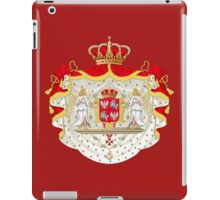 Coat of Arms of the Polish-Lithuanian Commonwealth iPad Case/Skin