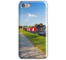 Canal Boat iPhone Case/Skin