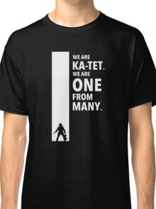 The Dark Tower Ka white Classic T-Shirt