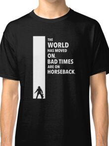 The Dark Tower Time white Classic T-Shirt