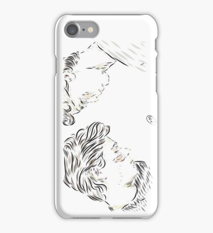 Evak first meeting iPhone Case/Skin