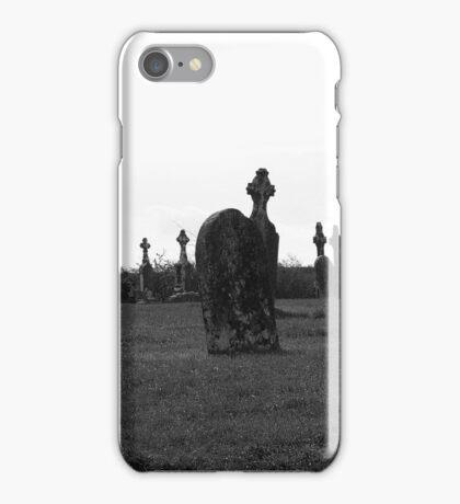Jeeper Creeper Headstones iPhone Case/Skin