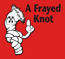 A Frayed Knot Baby Tee