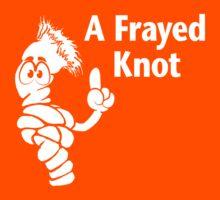 A Frayed Knot Kids Tee