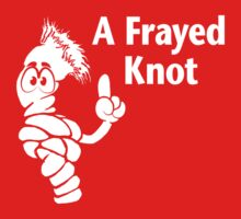 A Frayed Knot Kids Tee