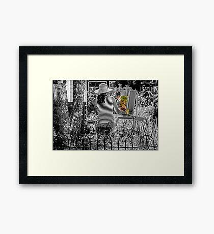 Changing Moods - SC Framed Print