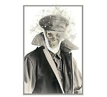 Shock Soldier. Photographic Print