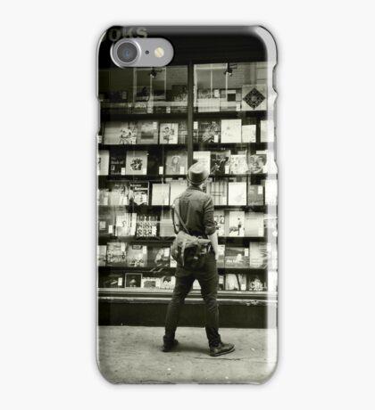 the bookshop iPhone Case/Skin