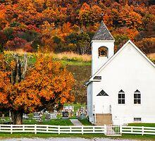 Goddard Church by Mary Carol Story