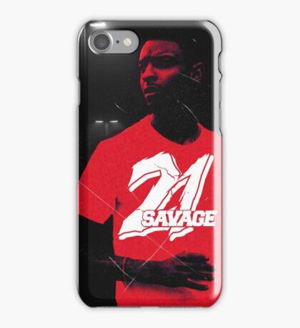 21 savage iPhone Case/Skin